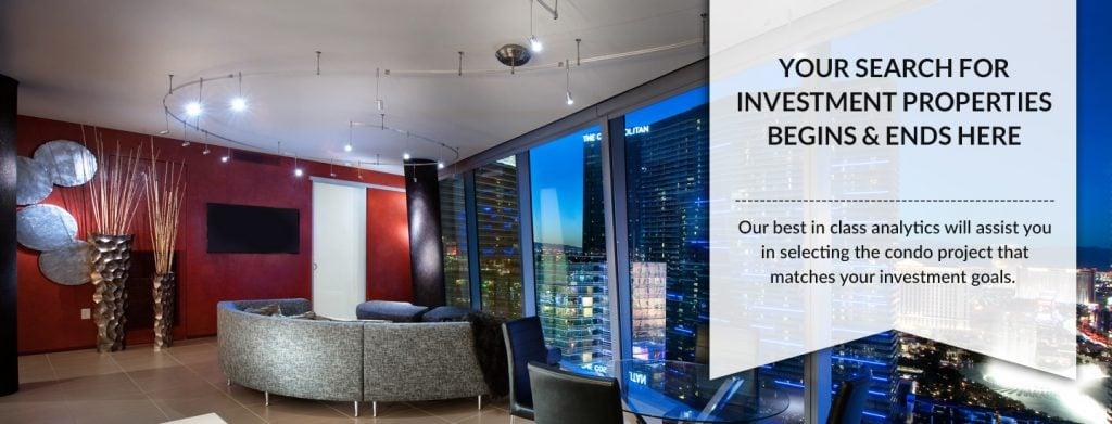Investor Services Real Estate Advisor