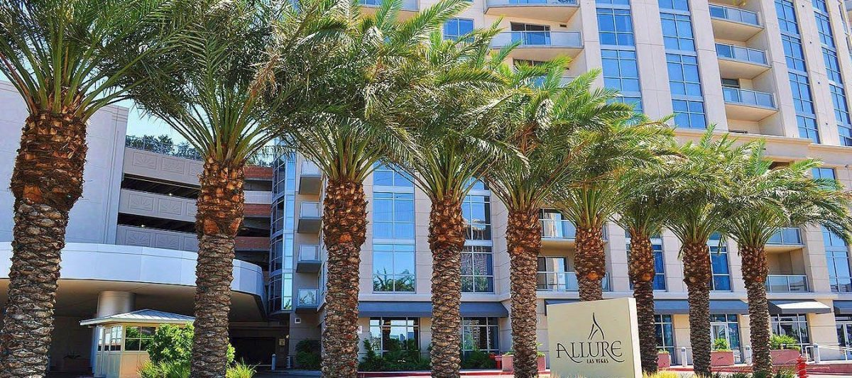 ALLURE LAS VEGAS LUXURY CONDOS SALE