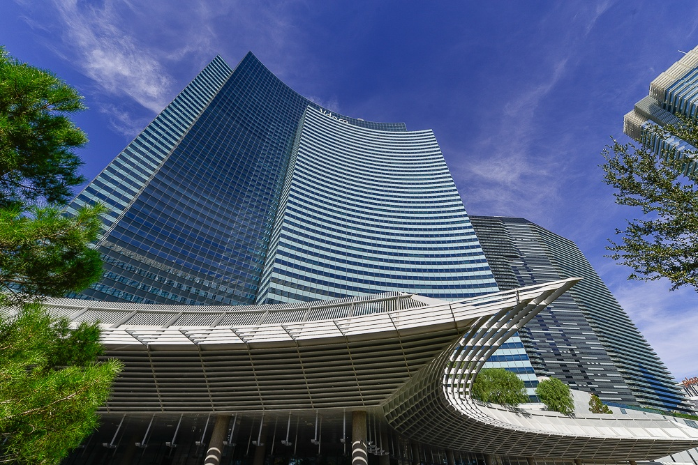 Vdara Resort Casino Las Vegas