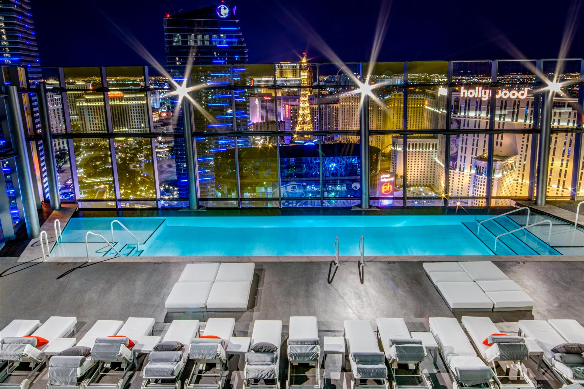 Veer Towers Pool New