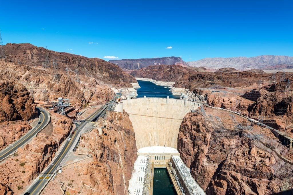 Hoover Dam-Las Vegas Nevada