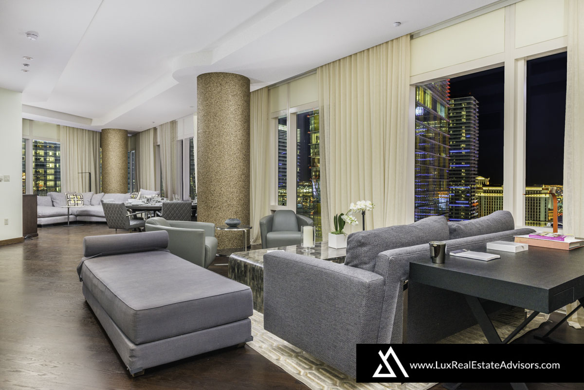 The Residences at Waldorf Astoria Las Vegas (23)