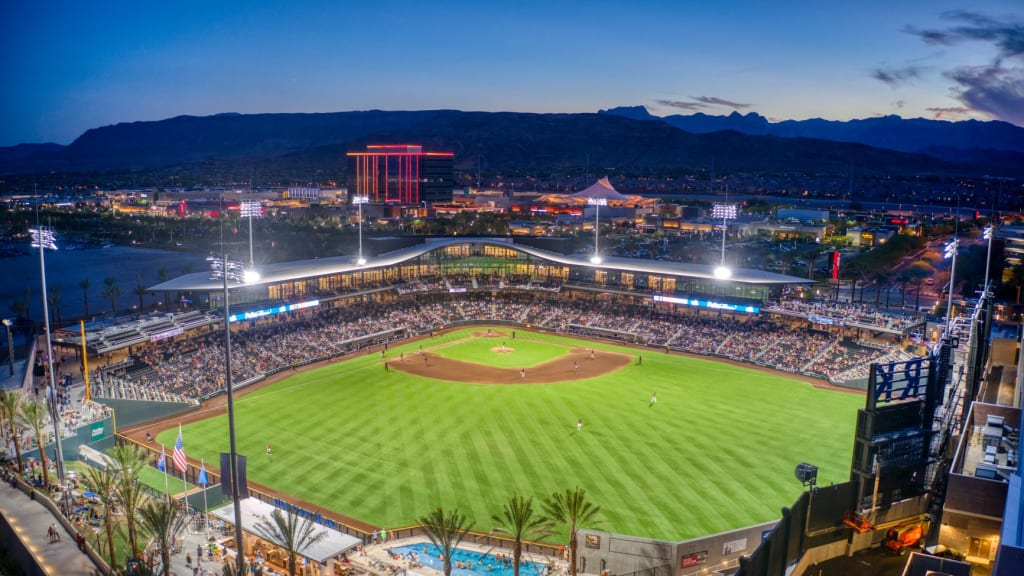 Las Vegas Ball Park